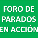 FORO DE PARADOS EN ACCIÓN